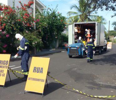 Gás Brasiliano – Atendimento a emergências