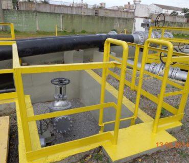 Transpetro – Manutenção de rede de gás natural