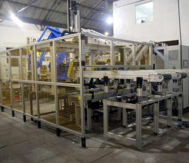 Casa da Moeda – Projeto e execução de células automatizadas para contagem e embalagem de moedas